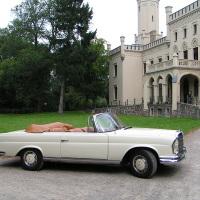 Mercedes - Schloss Reichenow 03
